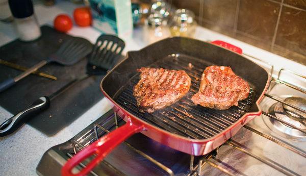 Как правильно приготовить вкусный стейк из говядины дома - Любимые рецепты