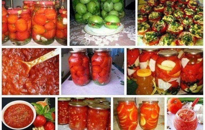 15 Супер рецептов из помидоров!