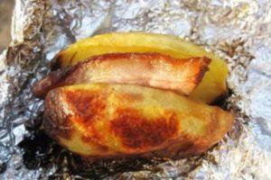 ТОП-5 Картофель с беконом