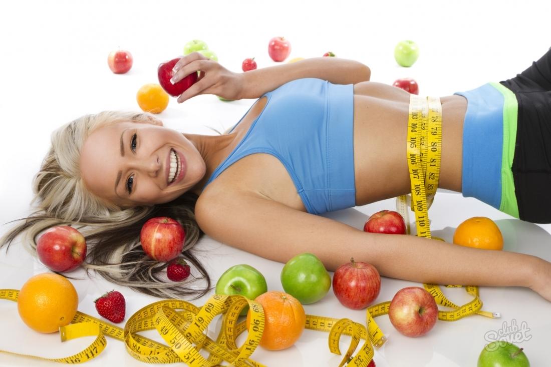 Натуральные способы похудения