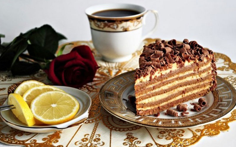 Торт крем брюле рецепт приготовления с фото
