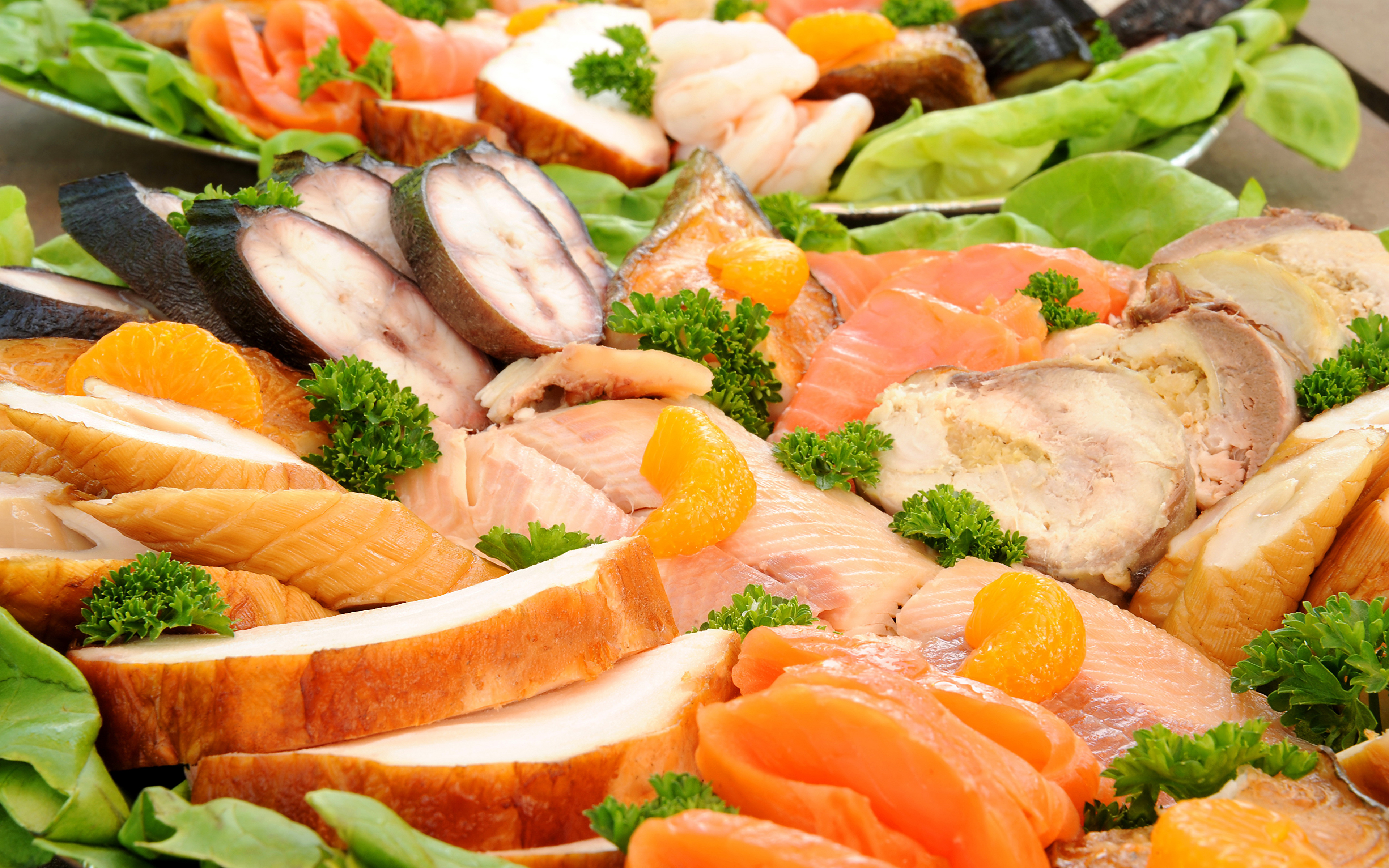 Картинки рыбные деликатесы