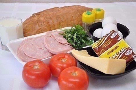 Яичный коблер - восхитительный завтрак для всей семьи