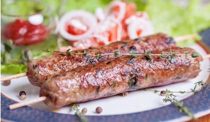 Чевапчичи — 5 рецептов мясных колбасок