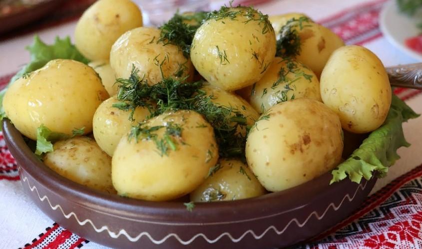 Оказалось, я не умею варить картофель. Подруга из Белоруссии рассказала, как правильно это делать