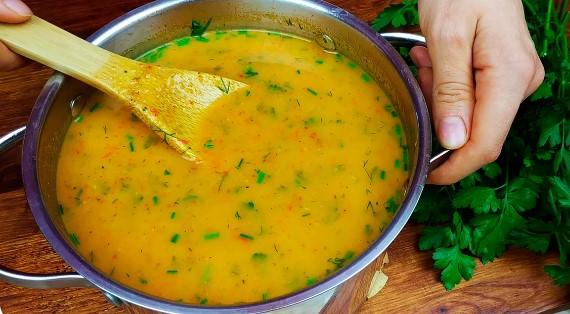 """Летом вместо надоевшей окрошки готовлю мой фирменный """"Шёлковый"""" суп. Ещё никто не догадался из чего же он"""