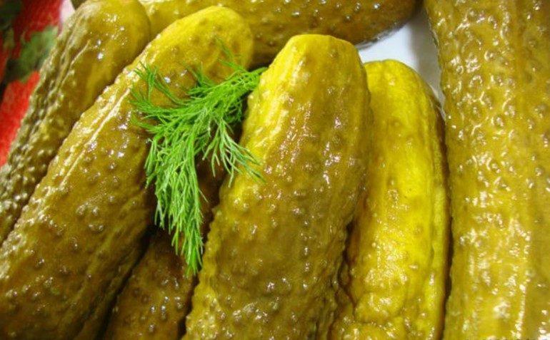 """Огурцы на зиму """"Тётя Галя"""". Самые вкусные консервированные овощи"""